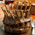 Italian-Herbed Crown Roast of Pork
