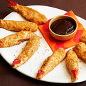 Monster Claws with Dipping Sauce